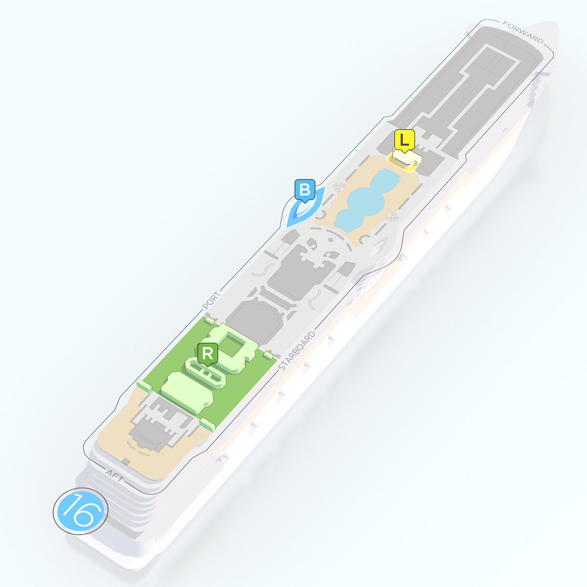 Ship Navigation - UI Mockup